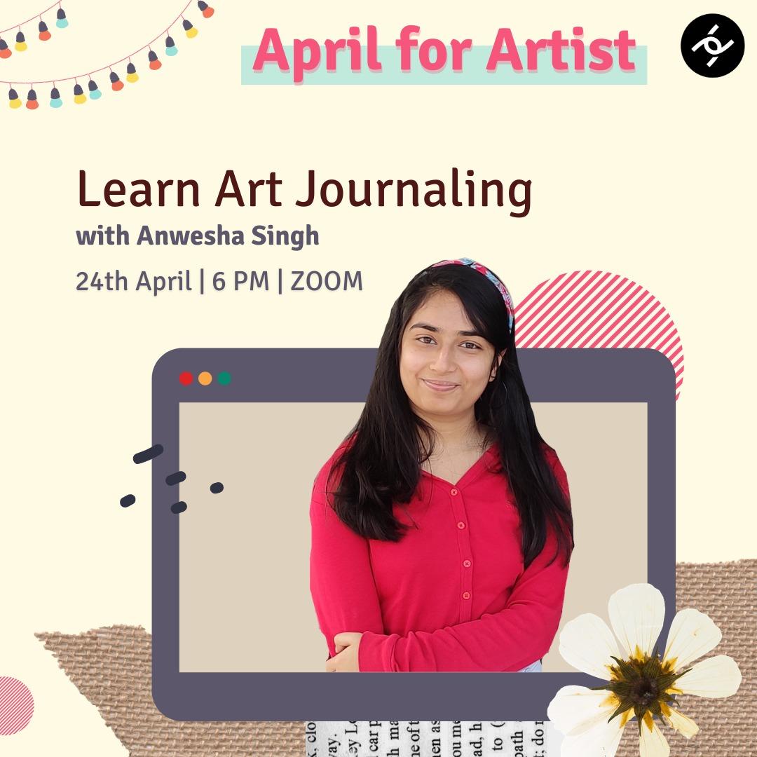 Learn Art Journaling