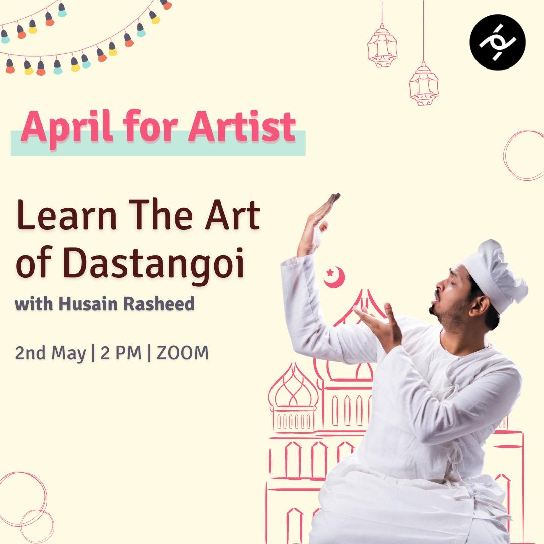 Learn the art of Dastangoi