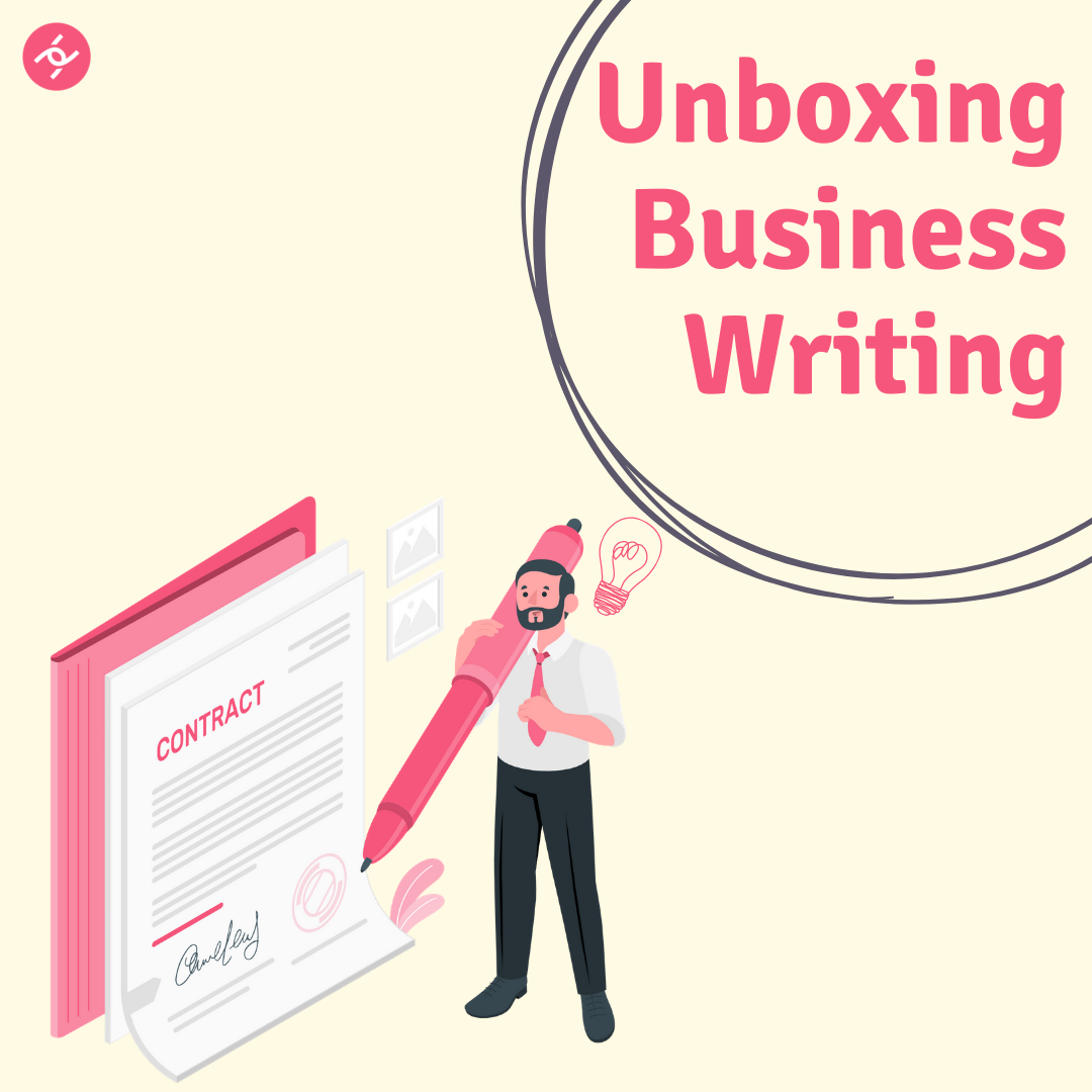 Unboxing Business Writing
